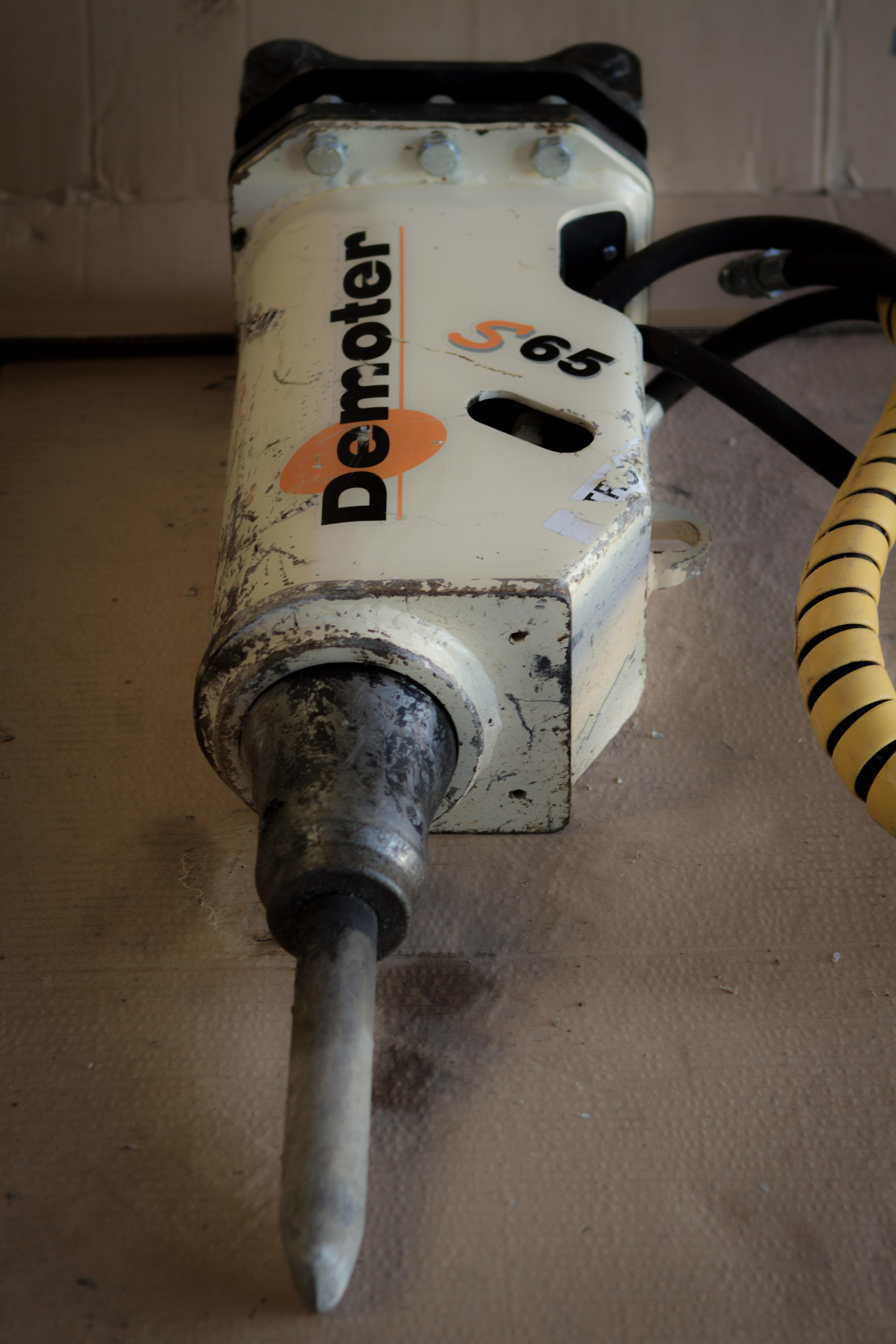 Demoter 65 hydr.meiselhammer